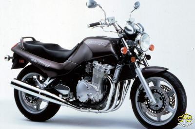 Suzuki GSX 1100 G túra-sport motor