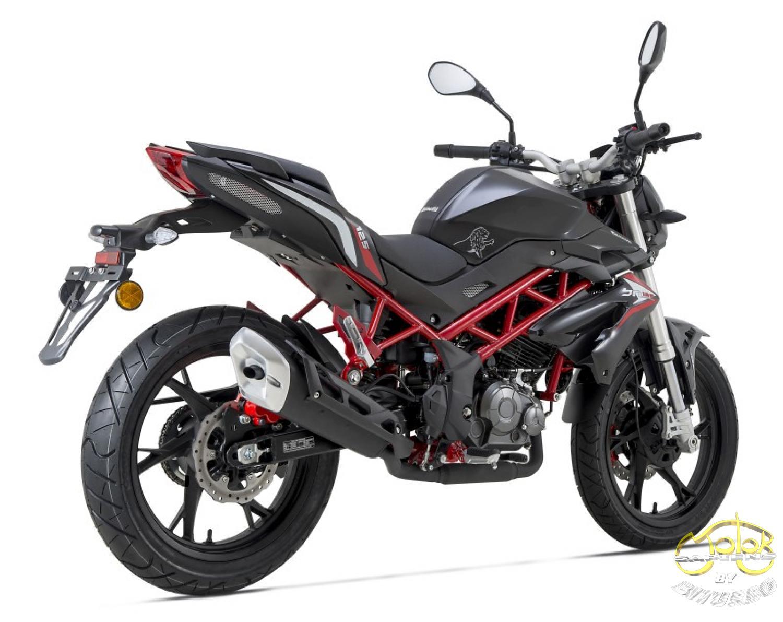 Új Benelli BN 125 naked bike eladó - 769 000 Ft - Benelli