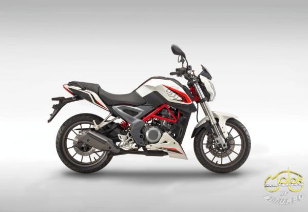 Benelli BN 251 naked bike 1