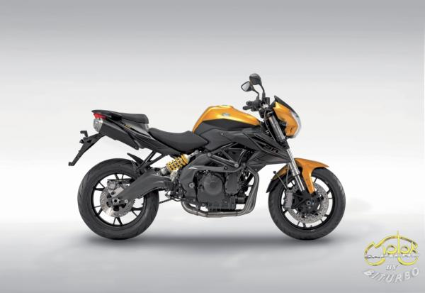 Benelli BN 600 I túra sport motor 3