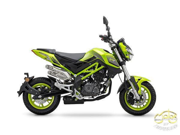 Új Benelli TNT 125 E5 naked bike eladó - 850 000 Ft