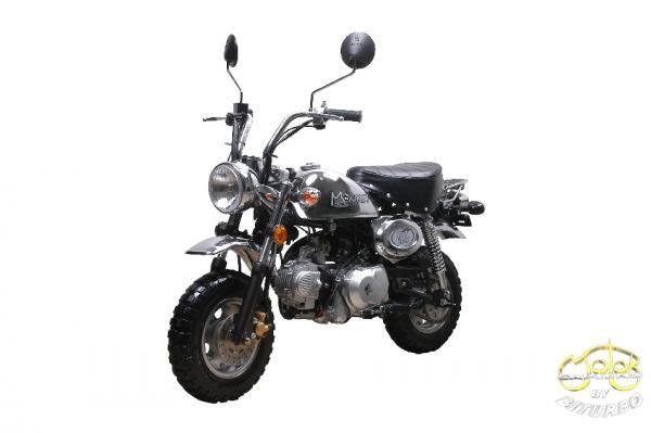 Keeway Monkey 50 motor