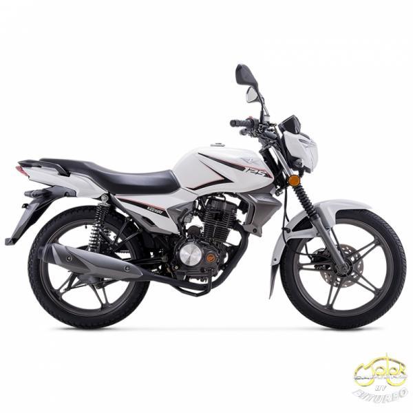 Keeway RK 125 naked bike 2