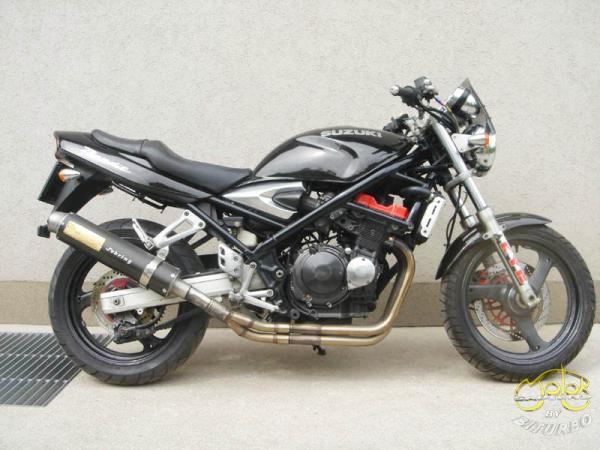 Suzuki Bandit 250 túramotor 104766 1
