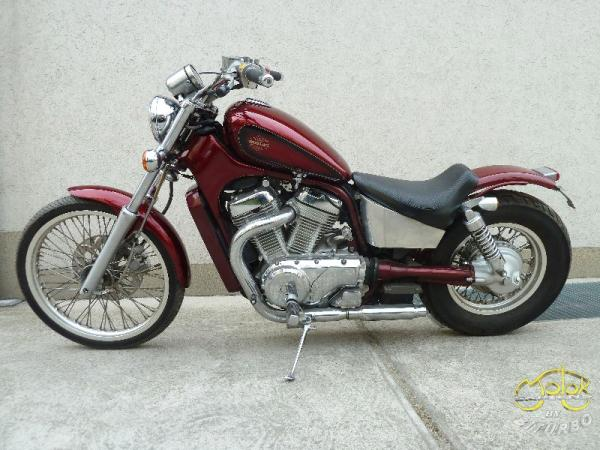 Suzuki Intruder 400 chopper 1